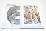 The Art of Ian Miller (Limited Edition) with a print SIGNED BY IAN MILLER