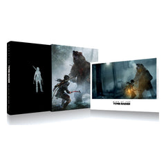 RISE OF THE TOMB RAIDER – THE OFFICIAL ART BOOK | LIMITED EDITION SIGNED