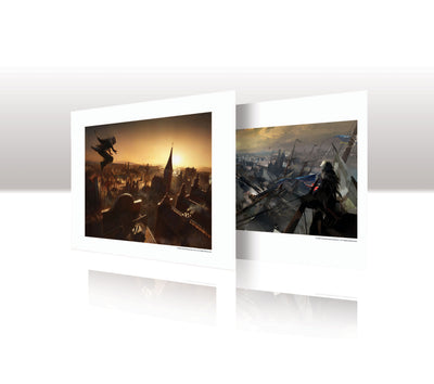 ASSASSIN'S CREED III - The Art of Assassin's Creed III Limited Edition book with Prints