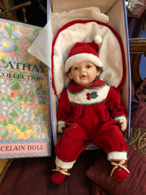 CATHY COLLECTION PORCELAIN DOLL