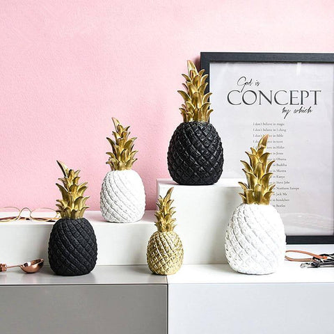 décoration ananas