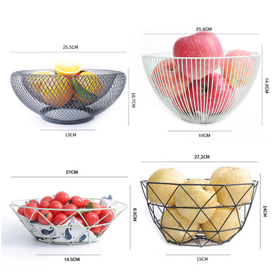 Corbeille de fruits Scandinave