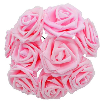 bouquet de rose artificielle