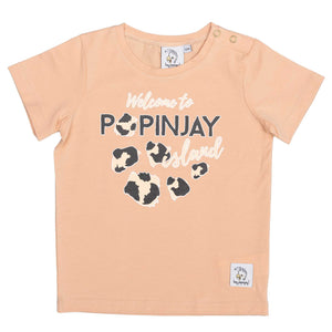 Peach Popinjay - T-shirt