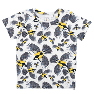 Tit bird - T-shirt