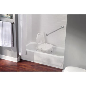 MOEN HOME CARE GLACIER SHOWER CHAIR #DN8060