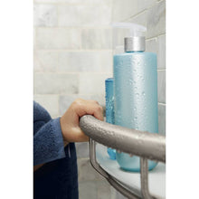 MOEN HOME CARE GRAB BAR CHROME WITH SHELF #LR2356DCH