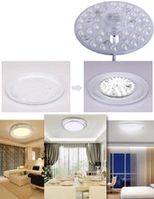 18W LED MODULE CEILING LIGHT RETROFIT WITH MAGNETS