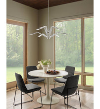 ARAGON SUSPENSION WHITE LED CHANDELIER - #700ARGNW-LED930