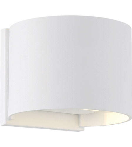 LIGHTGATE - LED SCONCE - WHITE FINISH #62-1465