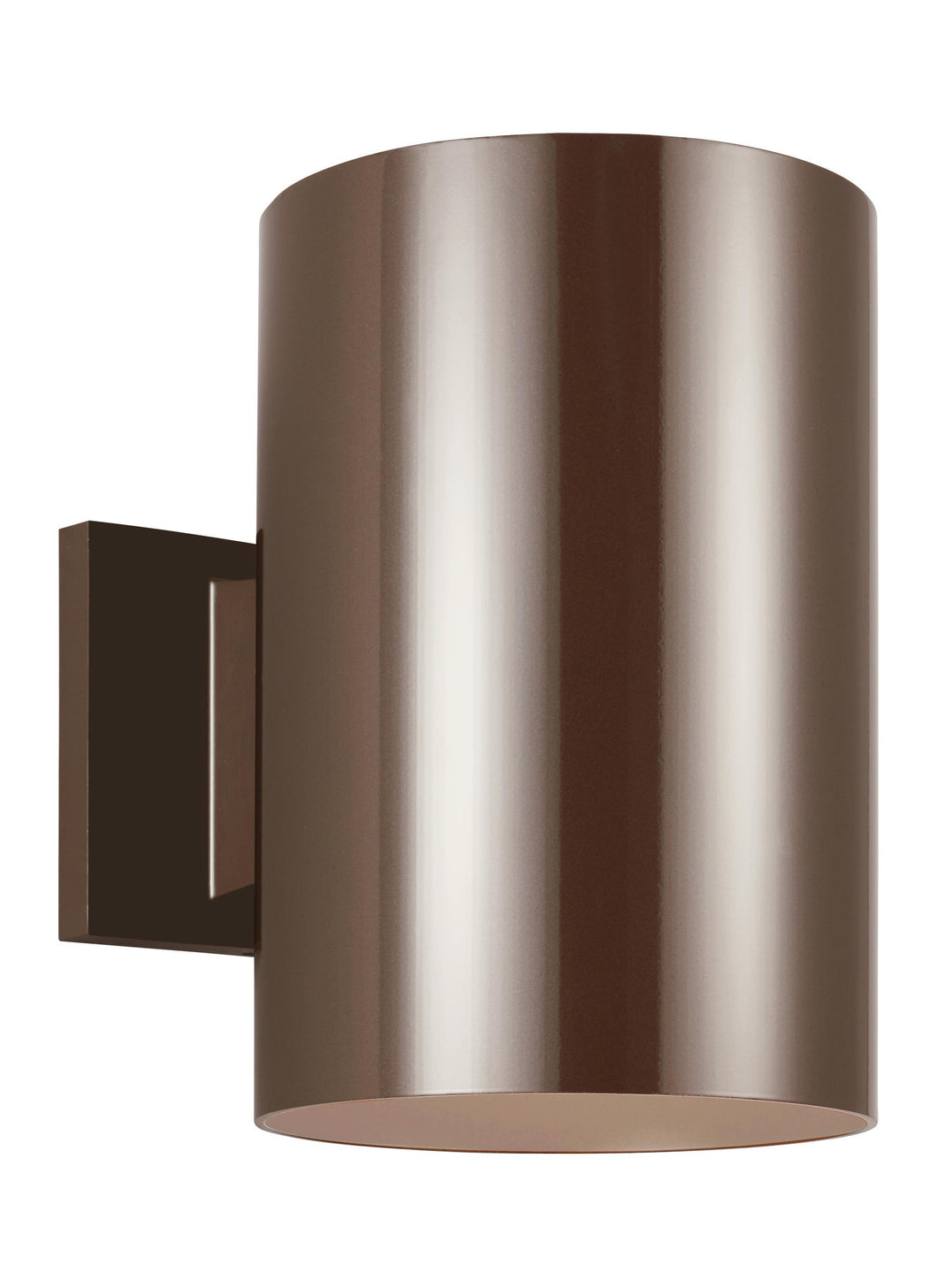 LARGE ONE LIGHT OUTDOOR WALL LANTERN #8313901-10