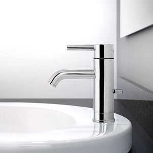 CONTEMPRA SINGLE CONTROL BATHROOM FAUCET POLISHED CHROME #LG42-NC00