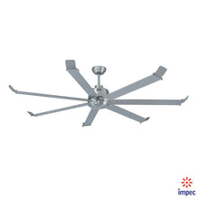 "80"" BIG FAN PLUS+ BRUSHED PEWTER #1080-BP"