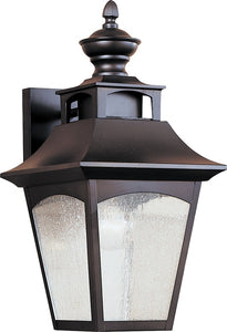 1-LIGHT HOMESTEAD WALL LANTERN OIL RUBBED BRONZE #OL1001ORB