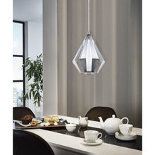 TAROCA 1-LIGHT CHROME PENDANT #95532A
