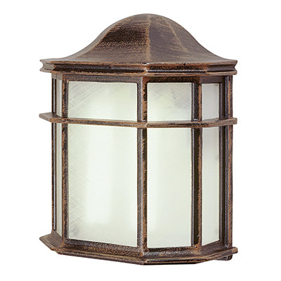 1-Light OUTDOOR WALL POCKET LANTERN #PL-4484RT