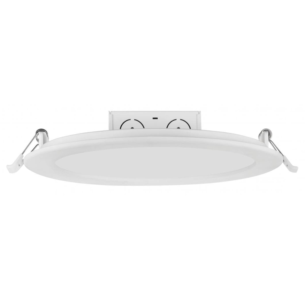 18 WATT LED DIRECT WIRE DOWNLIGHT; EDGE-LIT; 8 INCH; 5000K; 120 VOLT; DIMMABLE #S11719