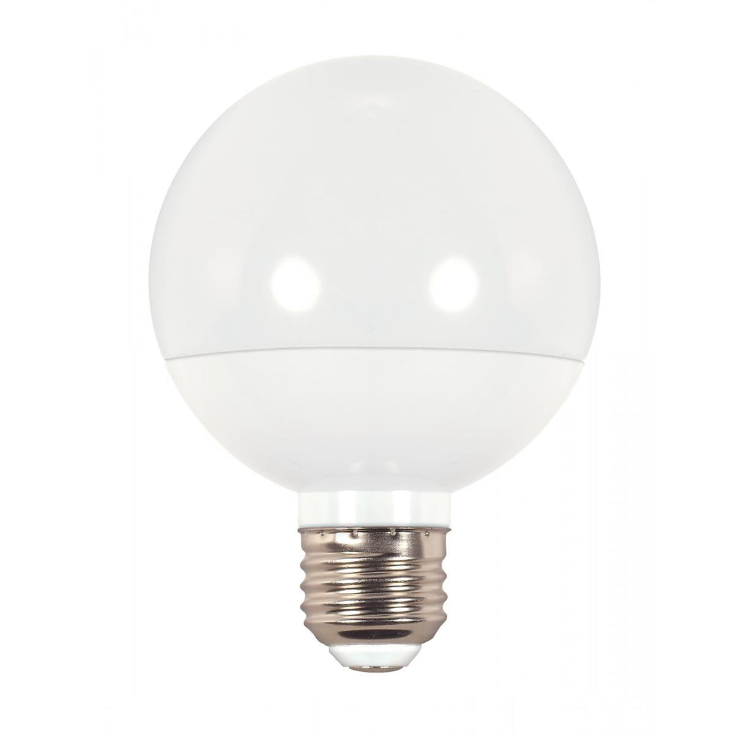 6 Watt; G25 Globe LED; 3000K; Medium base; 120 Volt #S9201