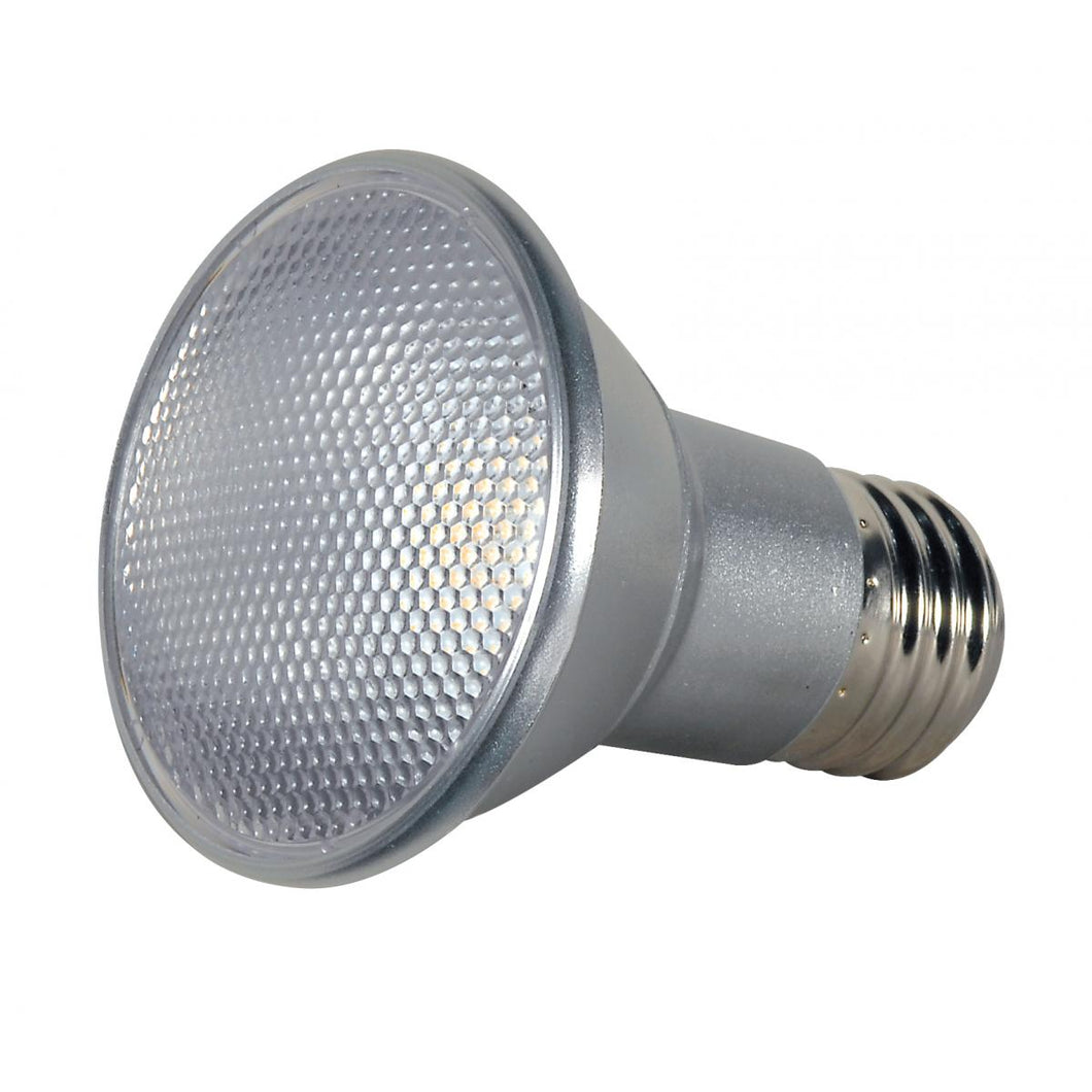 7 WATT PAR20 LED; 3000K; 40 DEG. BEAM ANGLE; MEDIUM BASE; 120 VOLT #S9406