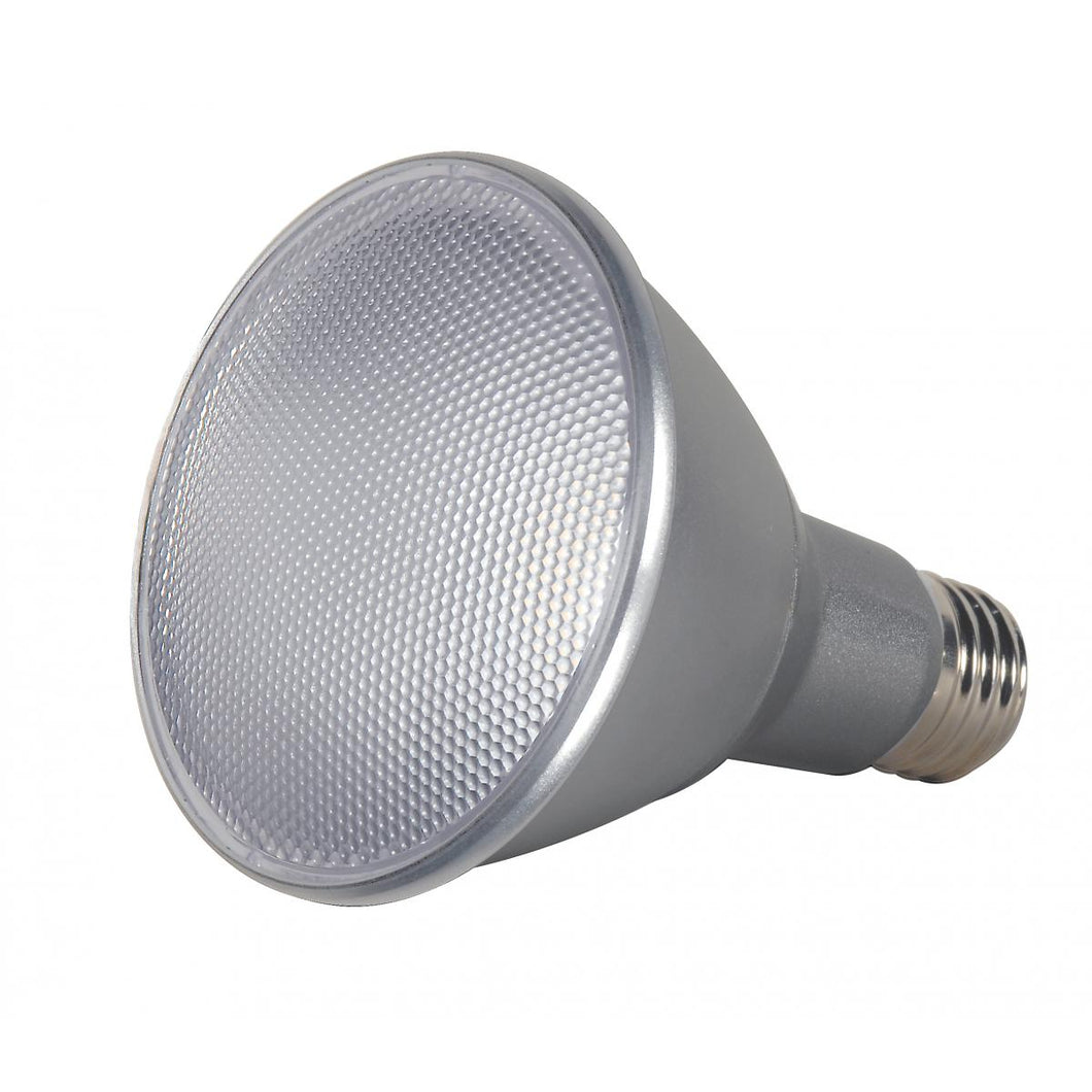 13 WATT PAR30 LONG NECK LED; 5000K; 40 DEG. BEAM ANGLE; MEDIUM BASE; 120 VOLT #S9434