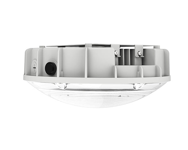 40W LED CANOPY ROUND LIGHT 5000K 120/277V #CP-40W