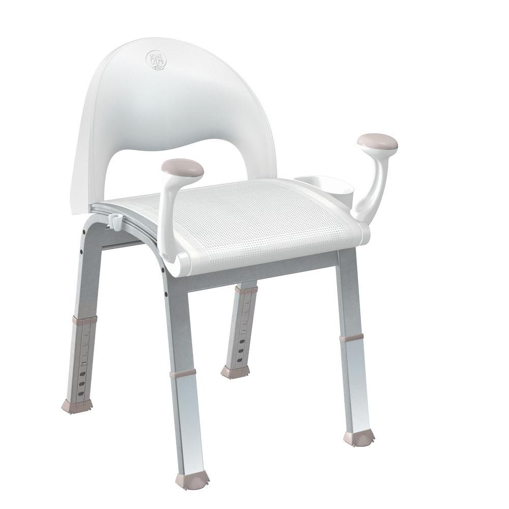 MOEN HOME CARE GLACIER SHOWER CHAIR #DN7100