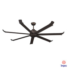 "BIG FAN 70"" OIL RUBBED BRONZE #1070-OB"