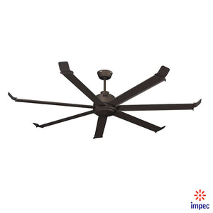 "70"" BIG FAN OIL RUBBED BRONZE #1070-OB"