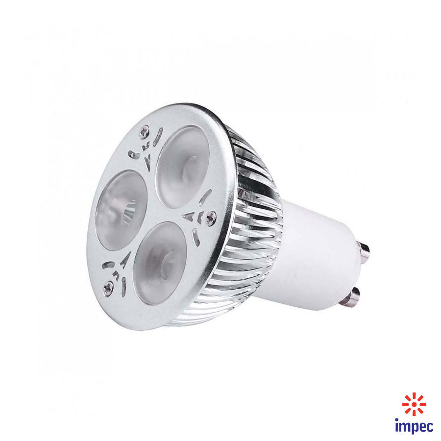 3W MR16 GU10 120V WARM WHITE EKO-TEK LED BULB