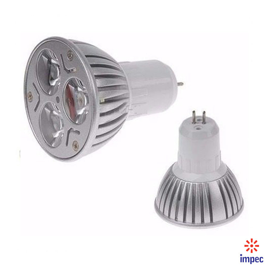 3W MR16 GU5.3 120V DAY LIGHT EKO-TEK LED BULB