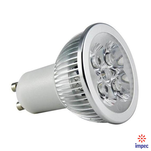 4W MR16 GU10 120V DIMMABLE WARM WHITE EKO-TEK LED BULB