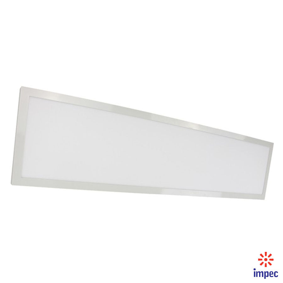 FLAT PANEL LED DIMMABLE 1' X 4' 37W 4000K 100-277V #65-315