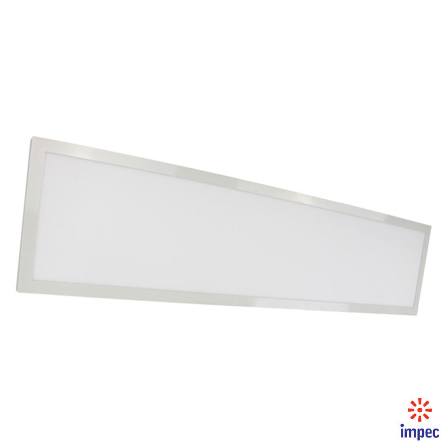 FLAT PANEL LED DIMMABLE 1' X 4' 37W 5000K 100-277V #65-316
