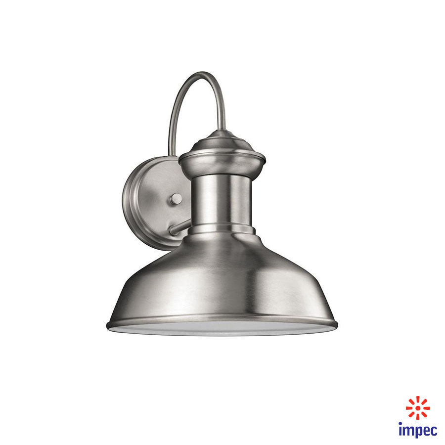 OUTDOOR SMALL ONE LIGHT WALL LANTERN #8547701-04