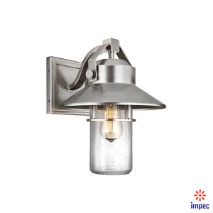 OUTDOOR 1 LIGHT WALL LANTERN #OL13901PBS