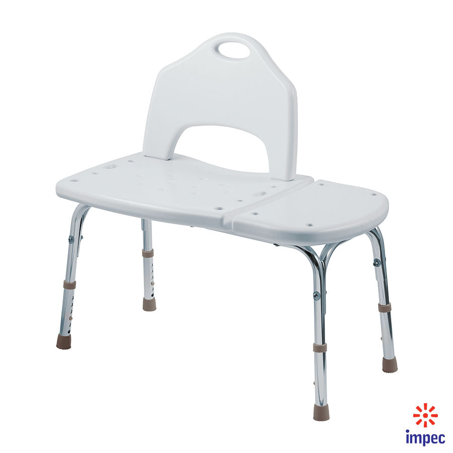 MOEN HOME CARE TOOL-FREE TRANSFER BENCH #DN7065