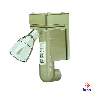 DUROMATIC ELECTRIC SHOWER WATER HEATER 110V NORMAL PRESSURE