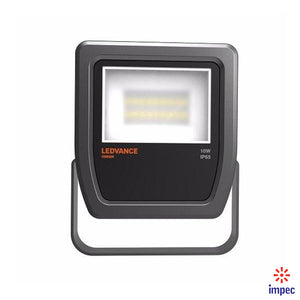 LEDVANCE FLOODLIGHT LED IP65 10W 5000K BK