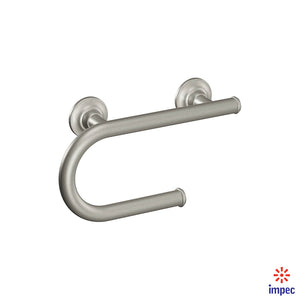 MOEN HOME CARE GRAB BAR WITH TOILET PAPER HOLDER #LR2352DBN