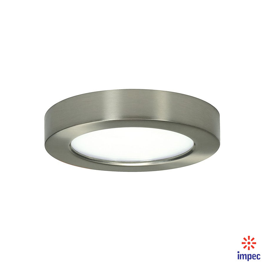 BLINK LED FLUSH MOUNT ROUND 5 1/2