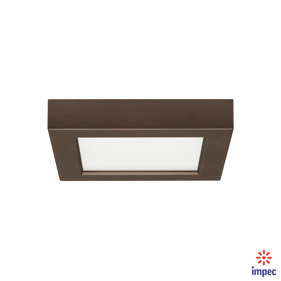 BLINK LED FLUSH MOUNT SQUARE 5 1/2