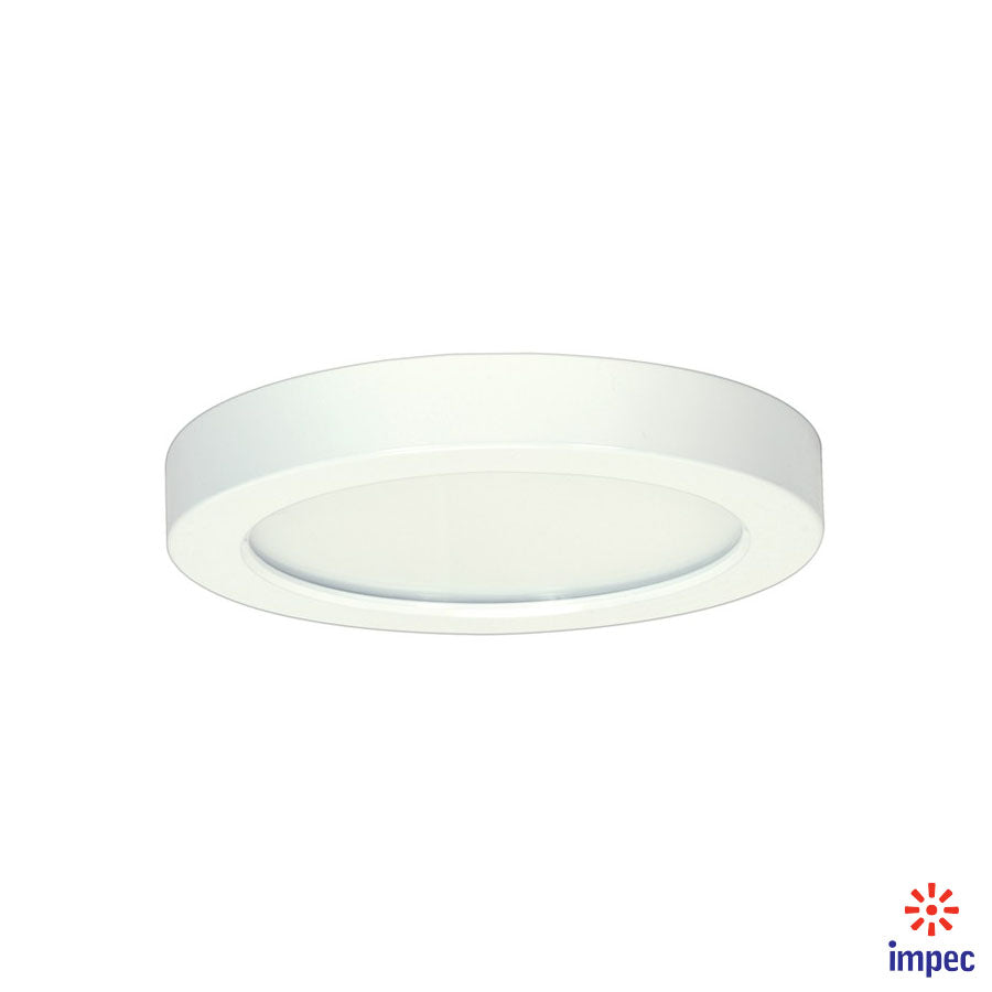 BLINK LED FLUSH MOUNT ROUND 7