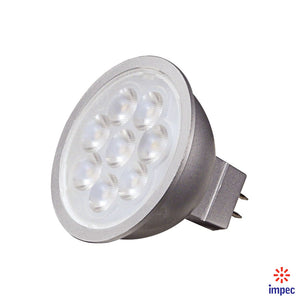 6.5W MR16 GU5.3 12V 5000K LED BULB #S9499