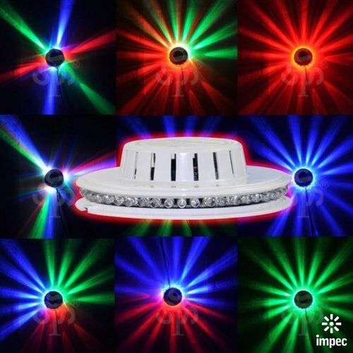 LED RGB SUNFLOWER DISCO EFFECT LIGHT