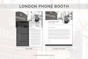 LONDON - PHONE BOOTH - Application Package