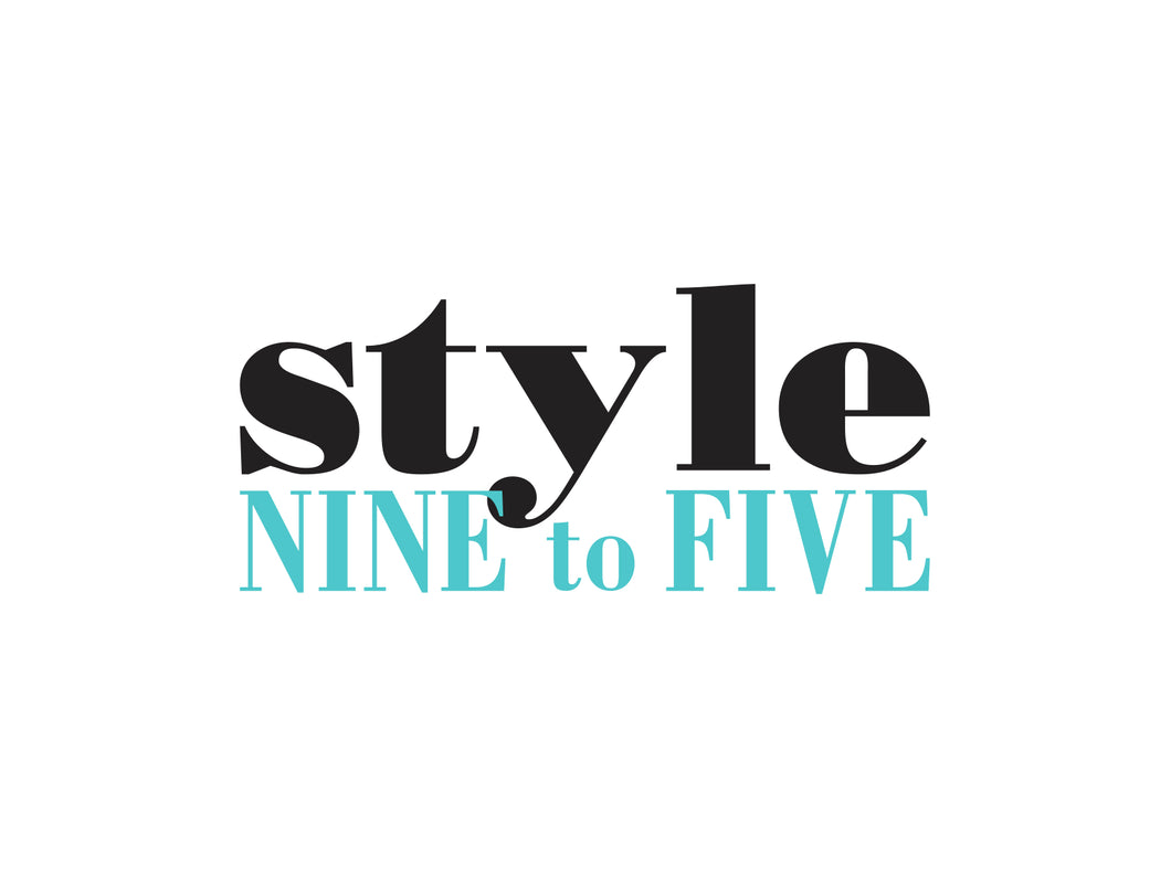 Style Nine to Five Career Workshop - TBA