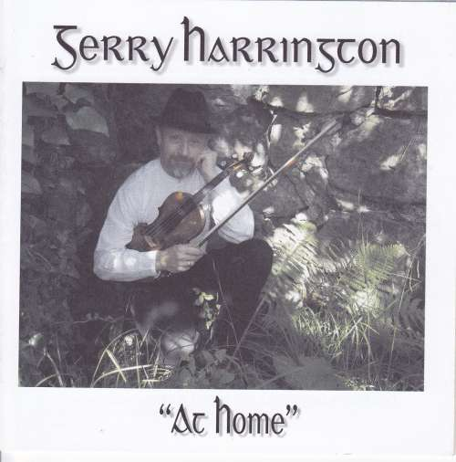Gerry Harrington<h3>At Home