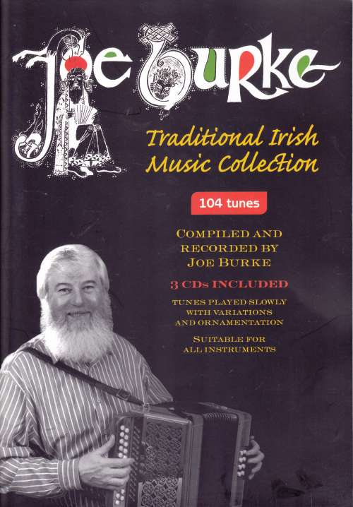 Joe Burke Traditional Irish Music Collection