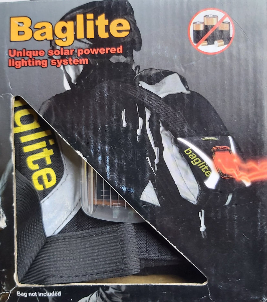 Baglite Solar Powered Lighting System