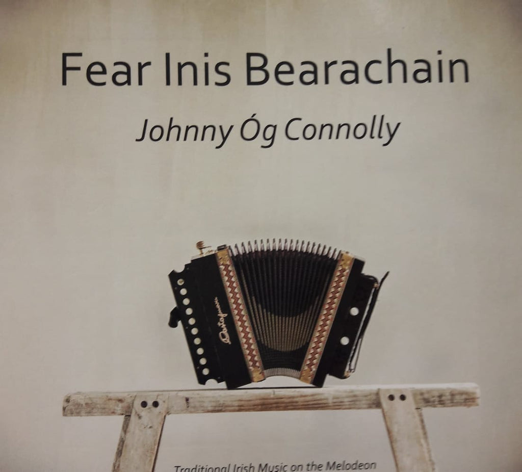 Johnny Óg Connolly <h3>Fear Inis Bearachain